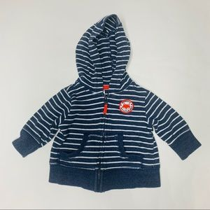 Baby Boy Carters stripe sweater
